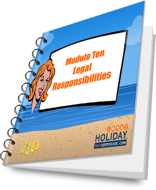responsibilities of holiday representative Category: summer resort jobs (holiday rep jobs, customer services work,  sales jobs)  a holiday courier's responsibility begins with ensuring that their.
